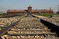 Rail Lines Leading to Death Gate Auschwitz 4212.jpg