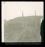 Railroad tracks near Eden and Huntsville.jpg