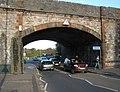 Railway Bridge, Cowick Street - geograph.org.uk - 1015973.jpg
