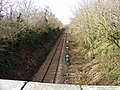 Railway to Fishguard, from bridge at Haythog, looking west - geograph.org.uk - 704962.jpg