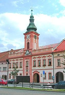 Radnice (T. Horák 1734-38)