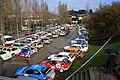Rally Botafumeiro 2012 - parque cerrado 7.jpg