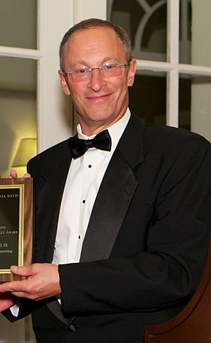 Ralph Hexter - Hexter at the Gala Event in 2012 celebrating 50 years of achievement at the UC Davis College of Engineering