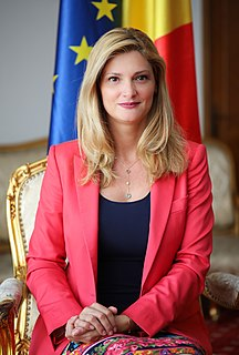 Romanian politician and lawyer