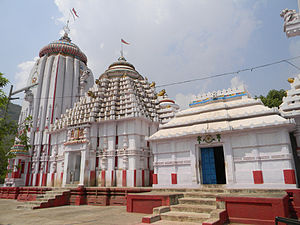 Nayagarh district - The Jagannath temple at Ranapur