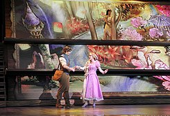 Rapunzel and Flynn Rider at Mickey and the Magical Map 2.jpg
