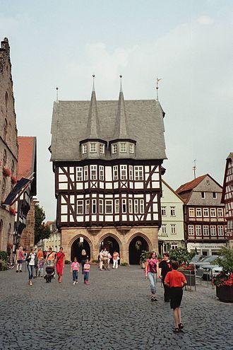 Alsfeld - Alsfeld town hall