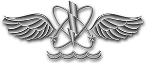 Naval aircrewman - Image: Rating Badge AW