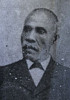 Fijian chief