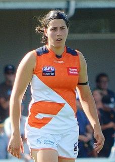 Rebecca Privitelli Australian rules footballer (born 1995)