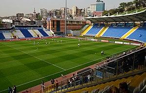 Recep Tayyip Erdoğan Stadium - Image: Recep Tayyip Erdoğan Stadium (5)