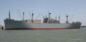 SS Red Oak Victory - Image: Red Oak Victory 2013 07 20