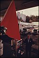 Red Flag in Oregon Gas Stations During the Fuel Crisis in the Fall and Winter of 1973-74 in Oregon Meant There Was No Gasoline to Be Pumped...01-1974 (4272524342).jpg