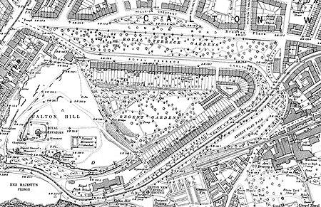 Regent royal and carlton terrace gardens wikipedia for 3 regent terrace edinburgh eh7 5bw