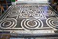 Reggio calabria, chiesa degli ottimati, interno, resti dei mosaici cosmateschi 03.jpg