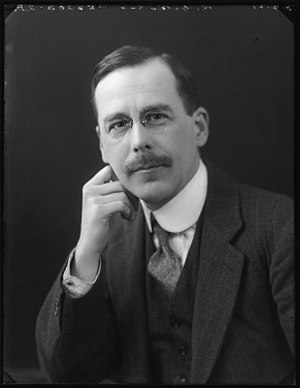 Reginald Ruggles Gates - Reginald Ruggles Gates in 1921