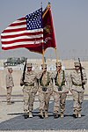 Relief and Appointment, CLR-2 welcomes Marines, sergeant major 130725-M-KS710-026.jpg