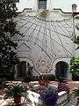 Reloj solar - Palacio de la Merced.JPG