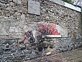 Remains of the Chartist mosaic, Bedwellty Park, Tredegar - geograph.org.uk - 1183091.jpg
