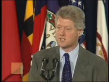 Restr:Remarks on the Signing of NAFTA (December 8, 1993) Bill Clinton.ogv