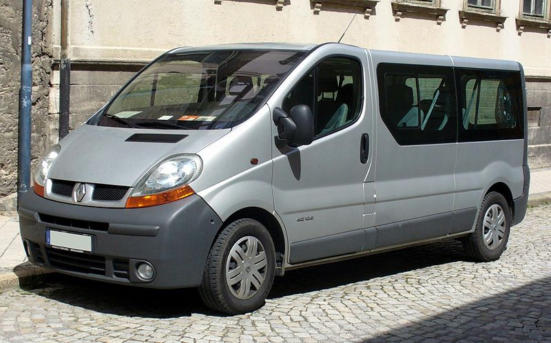 file renault trafic wikimedia commons. Black Bedroom Furniture Sets. Home Design Ideas