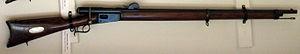 Vetterli rifle - Image: Repetierstutzer Vetterli 1871