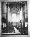 reproductie interieur in st.nic.kerk - amsterdam - 20013629 - rce