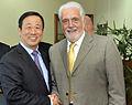 Reunião com o Ministro da Ciência e Tecnologia e Indústria de Defesa da China, Xu Dazhe. (17833809721).jpg