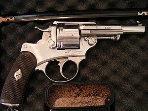 MAS 1873 revolver - Model 1873