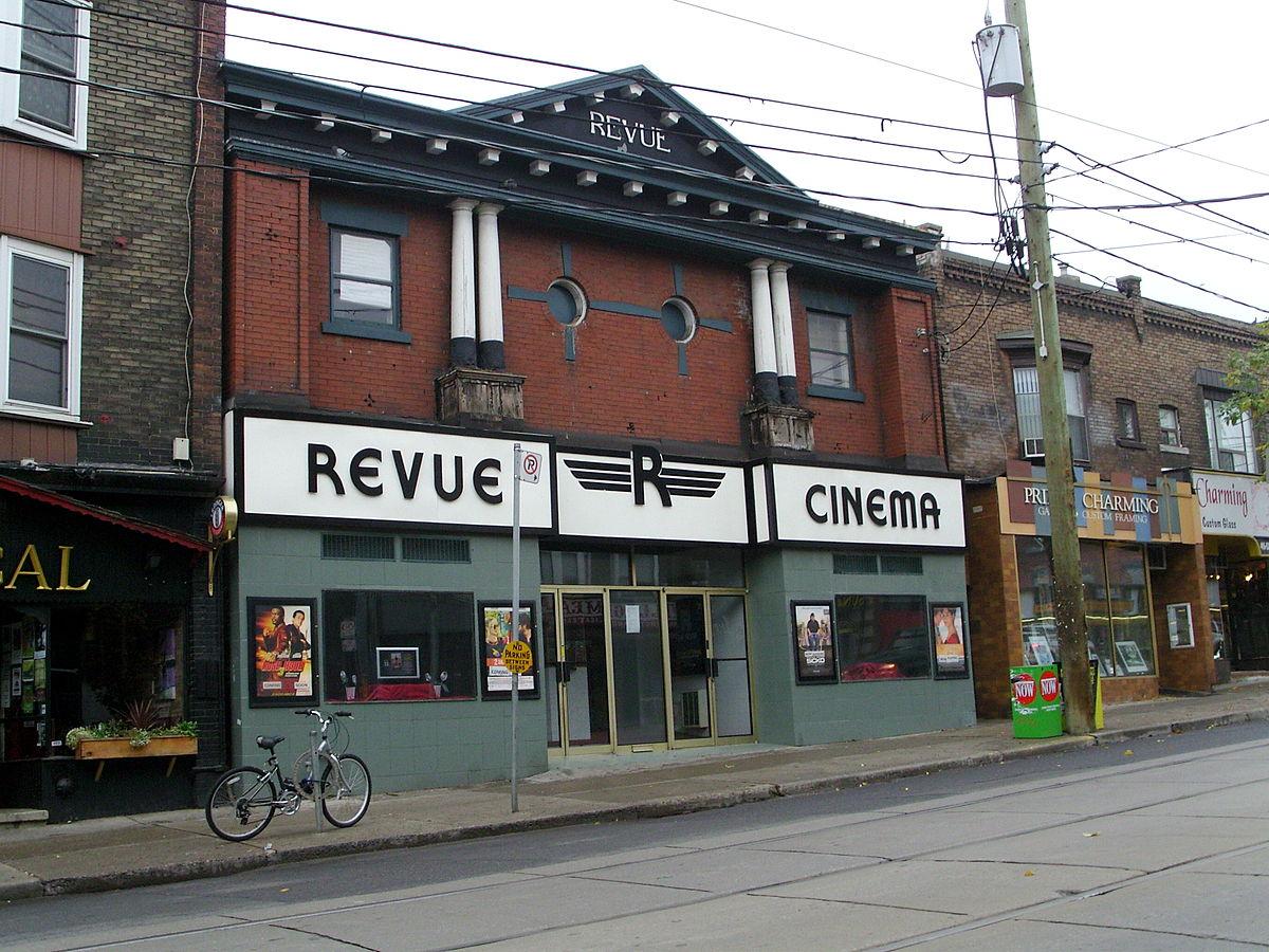 revue cinema wikipedia