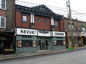 Revue Cinema - Image: Revue cinema 2007 10 18