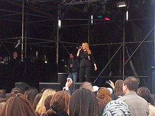Reyhan Karaca Turkish singer