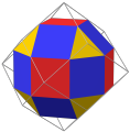 Rhombicuboctahedron in rhombic dodecahedron max.png