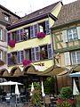 Ribeauvillé - Maison - 2 place de la 1ère Armée (pas dans liste) (1-2016) P1050703.jpg