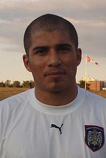 Ricardo Munguía Pérez Mexican footballer