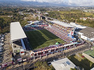 Estadio Ricardo Saprissa