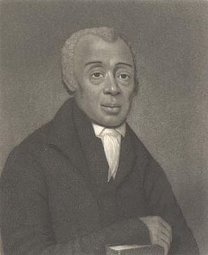 History of Methodism in the United States - Bishop Richard Allen, the founder of the African Methodist Episcopal Church.