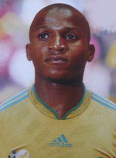 Richard Henyekane Association footballer