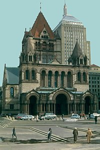 a discussion about henry hobson richardsons most famous building the trinity church Hh richardson – henry hobson richardson was a prominent  the 1872 trinity church in boston solidified richardsons  his most famous poem is the airs of.