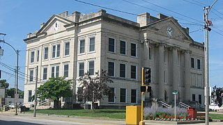 Richland County, Illinois County in Illinois