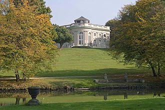Schloss Richmond - Image: Richmond 2005 05 1ab