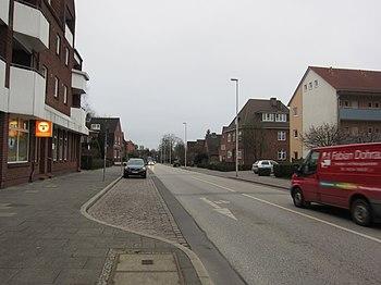 Richthofenstraße, 2012