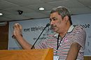 Rifat Jamil Eusufzai Speaks - Growth and Progress of Bangladeshi Wikimedia Community - Bengali Wikipedia 10th Anniversary Celebration - Daffodil International University - Dhaka 2015-05-30 1651.JPG