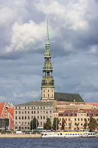 St. Peter's Church, Riga