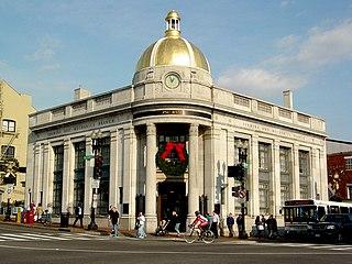 Georgetown (Washington, D.C.) neighborhood and historic district in Washington, D.C.