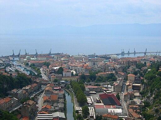 Rijeka, Croatia, Port