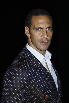Rio Ferdinand English association football player