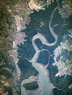 San Pablo River (Panama) - San Pablo River