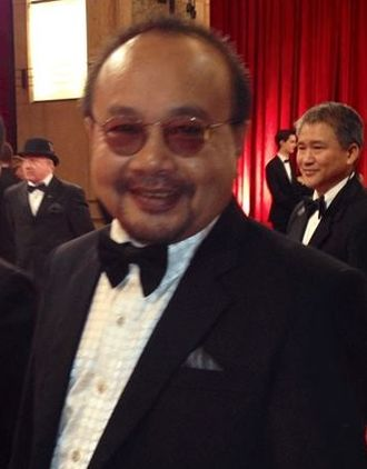 Rithy Panh - Panh at the Dolby Theatre in Hollywood.