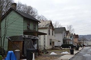 Haysville, Pennsylvania Borough in Pennsylvania, United States